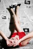 Mulher Foto de Stock Royalty Free