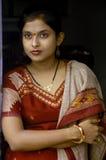 A mulher. Fotos de Stock