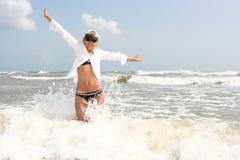 Mulher Fotografia de Stock Royalty Free