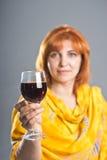 Mulher adulta Imagens de Stock