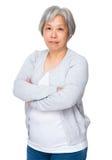 Mulher adulta asiática Foto de Stock