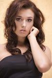 Mulher adulta bonita da sensualidade fotos de stock royalty free