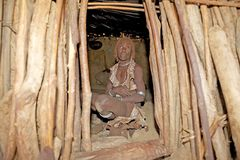 Mulher africana Fotografia de Stock Royalty Free