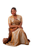 Mulher africana bonita foto de stock royalty free