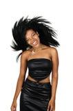 Mulher africana da forma Imagens de Stock