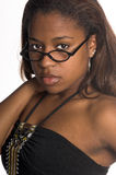 Mulher africana 'sexy' imagens de stock