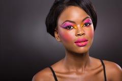 Mulher afro-americana Fotografia de Stock Royalty Free