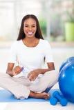Mulher afro-americano Imagens de Stock