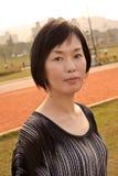 Mulher asiática Fotos de Stock