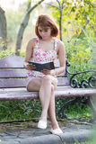 Mulher asiática bonita Fotografia de Stock Royalty Free