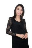 Mulher asiática bonita Fotos de Stock