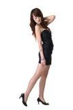 Mulher asiática 'sexy' fotografia de stock royalty free