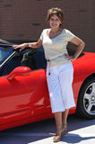 Mulher atrativa Imagem de Stock Royalty Free