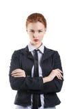 Mulher bem sucedida Imagem de Stock