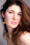 Mulher bonita 01 Fotografia de Stock
