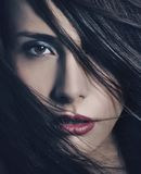 Mulher bonita Imagens de Stock Royalty Free