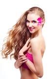 Mulher bonita Fotografia de Stock