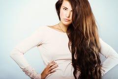 Mulher bonita Imagem de Stock