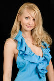 Mulher bonita. Imagem de Stock Royalty Free