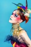 Mulher bonita Imagem de Stock Royalty Free