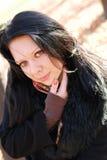 Mulher bonita Foto de Stock