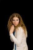 Mulher bonita. Imagens de Stock Royalty Free