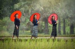 Mulher bonita de Tailândia imagens de stock royalty free