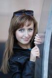 Mulher bonita nova Fotos de Stock