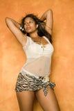 Mulher bonita 'sexy' fotos de stock royalty free