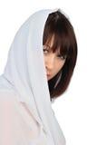 A mulher branca Imagem de Stock Royalty Free