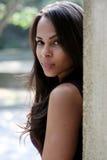 Mulher caucasiano bonita Imagens de Stock Royalty Free