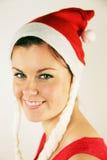 Mulher caucasiano bonita Fotos de Stock Royalty Free