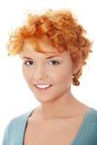 Mulher caucasiano nova foto de stock royalty free