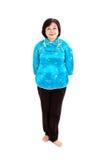 Mulher chinesa Imagem de Stock