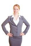 Mulher confiável fotos de stock royalty free
