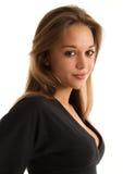 Mulher consideravelmente nova Foto de Stock Royalty Free