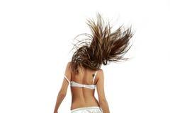 Mulher consideravelmente nova 'sexy' Fotos de Stock Royalty Free