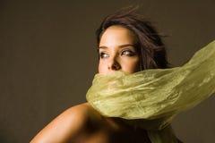 Mulher consideravelmente 'sexy' imagens de stock royalty free