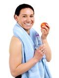 Mulher da aptidão Imagem de Stock Royalty Free