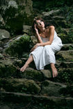 Mulher da beleza Fotografia de Stock