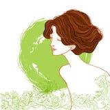 Mulher da beleza Imagens de Stock
