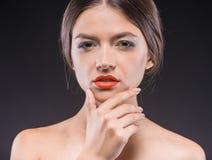 Mulher da beleza Imagem de Stock Royalty Free