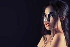 Mulher da fantasia Foto de Stock