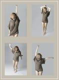 Mulher da forma Imagens de Stock