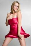 Mulher da forma Foto de Stock Royalty Free