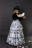 Mulher da leitura Fotos de Stock Royalty Free