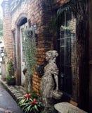 Mulher de Escultura Foto de Stock Royalty Free