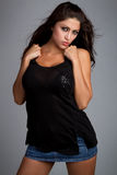 Mulher de Latina imagens de stock royalty free