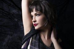 Mulher de MMystic Fotos de Stock Royalty Free