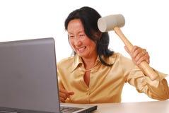 Mulher de negócio 16 Imagens de Stock